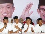 Diungkit TKN, Begini Pidato Prabowo Deklarasikan Anies-Sandi Menang di QC
