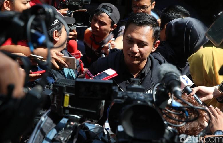 Terima Kekalahan, Agus: Saya Darmabaktikan Hidup untuk Indonesia