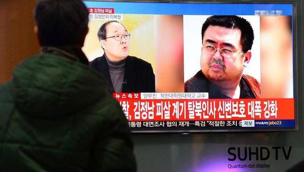 Berita tewasnya Kim Jong-Nam di Malaysia.