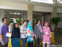 Sri Mulyani Cerita Bedanya Nyoblos di Amerika dan Indonesia