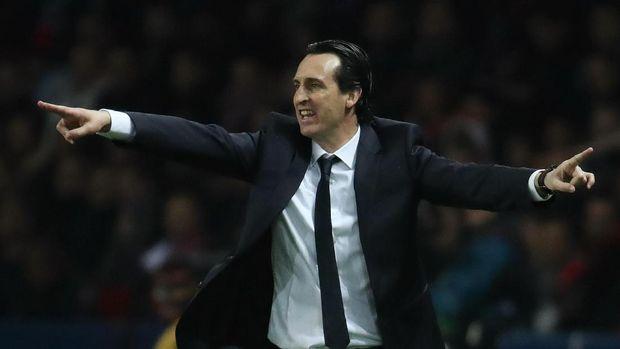 Unai Emery menjadi pengganti Arsene Wenger di Arsenal.