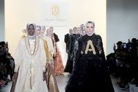 Fashion show Anniesa Hasibuan /