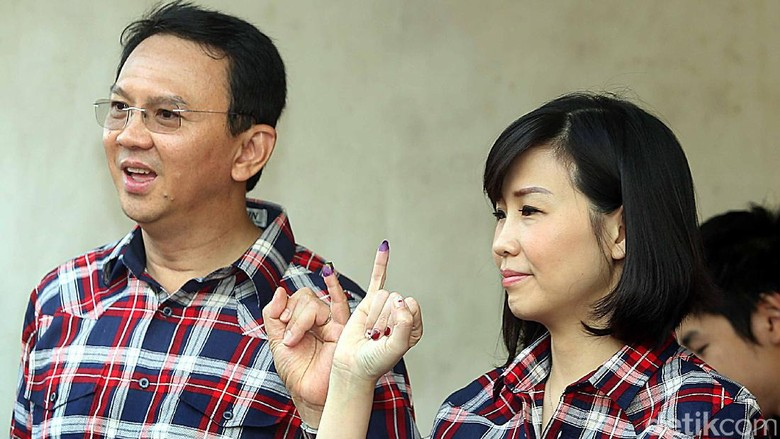 PN Jakarta Utara Benarkan Ahok Gugat Cerai Vero