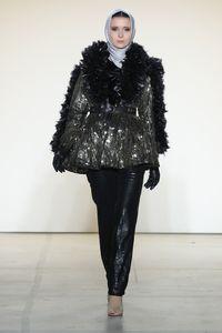 Fashion show Anniesa Hasibuan di New York Fashion Week /