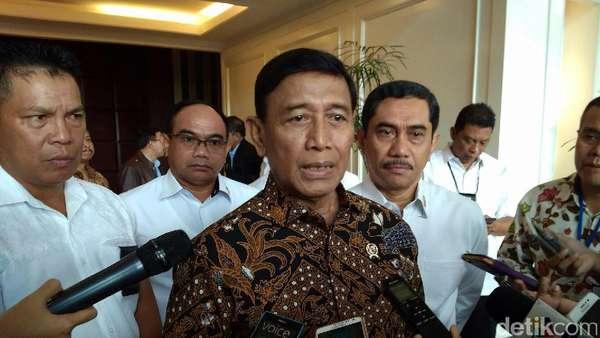 Wiranto akan Temui Peserta Aksi 313 di Kantornya