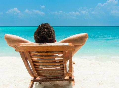 Kebiasaan orang sukses: liburan singkat.
