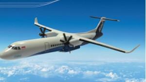 Jadi Proyek Strategis Nasional, Pesawat R80 Dibuat Tahun Ini