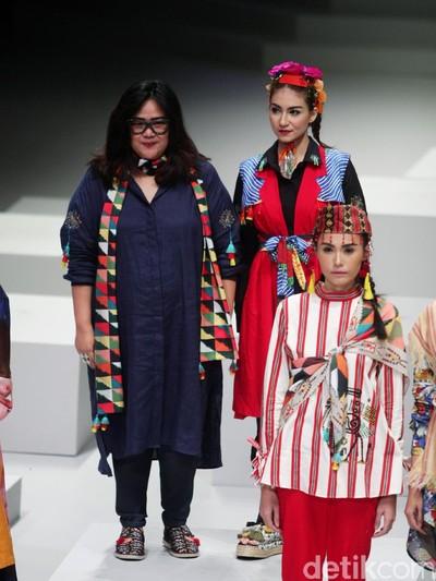 Desainer Mel Ahyar (Foto: Mohammad Abduh/Wolipop)