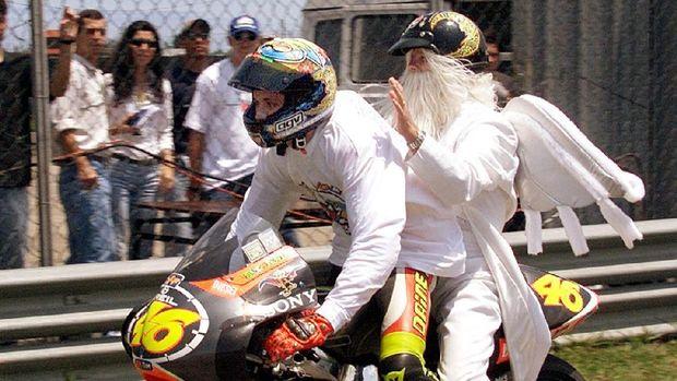 Aprilia Bisa Menjadi Pilihan Rossi Eksis di MotoGP