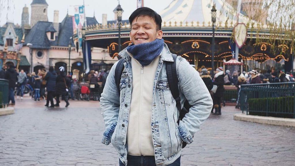Jordi Onsu Liburan Bareng Pacar, Gisca Dmelia Komentar Pedas