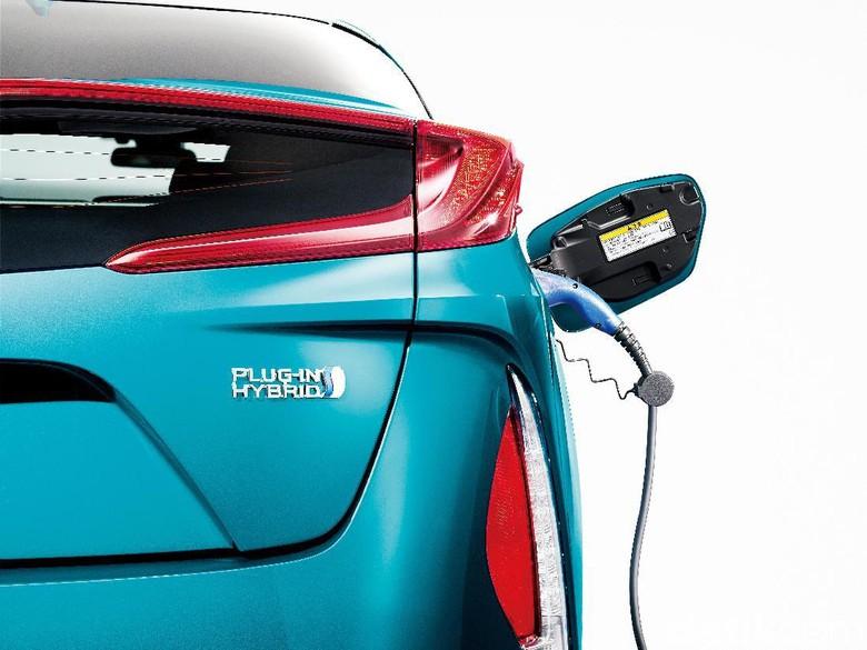 Mobil hybrid Toyota Prius (Foto: Toyota)