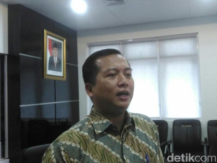 Direktur Perlindungan WNI Kementerian Luar Negeri Lalu M Iqbal (Foto: dok. detikcom)