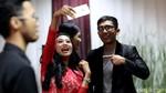 Pukulan Pemikat Hati dari Raline Shah