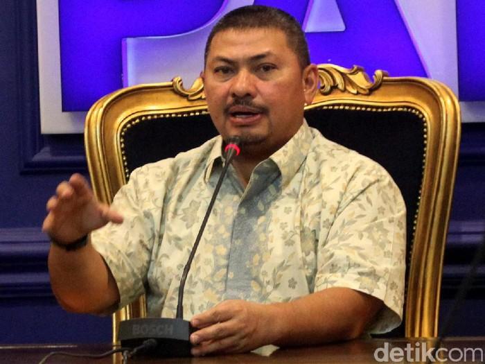 Mulfachri Harahap (Lamhot Aritonang/detikcom)