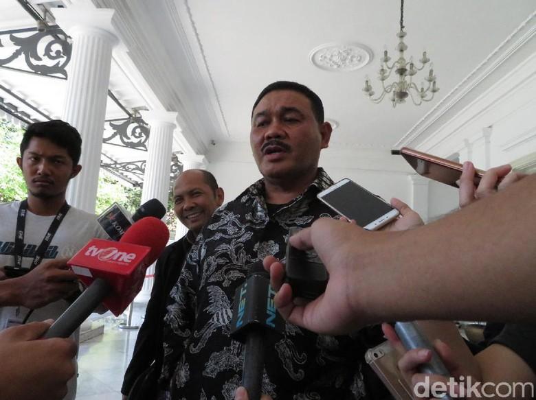DPRD DKI Tunjuk Ongen Sangaji Jadi Ketua Pansus Wagub