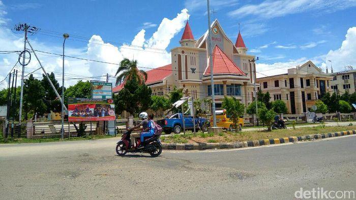 Kota Sorong/Foto: Hendra Kusuma/detikFinance