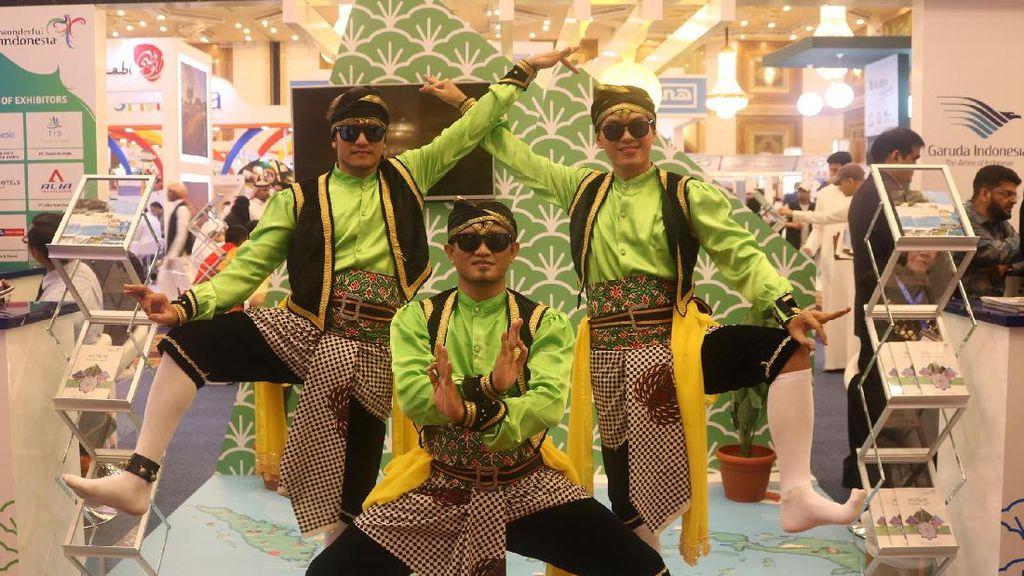 Pariwisata Indonesia Unjuk Gigi di Arab Saudi