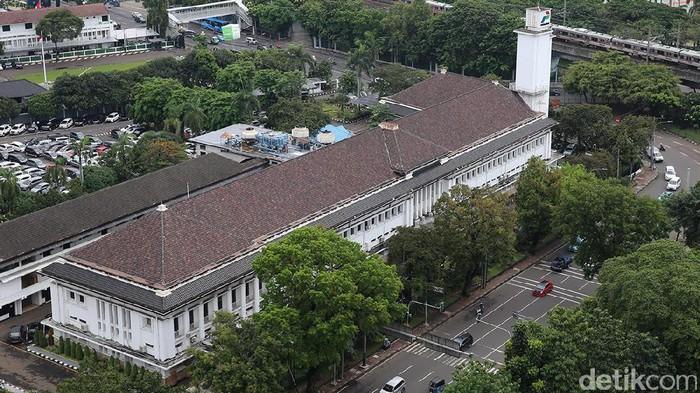 Gedung Pusat Pertamina (ari/detikcom)