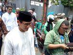 Minta Maaf Langkahi Makam, Sandi akan Temui Keluarga Pendiri NU