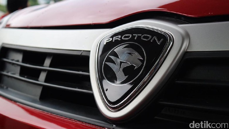 Logo Proton Foto: Dina Rayanti