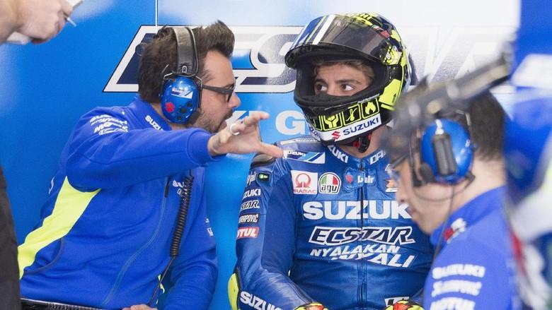 Iannone Mengaku Sudah Lebih Kencang dari Vinales di Suzuki, tapi...