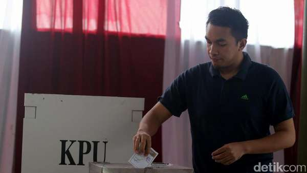 Real Count C1 KPU: 2,8 Juta Warga Banten Golput