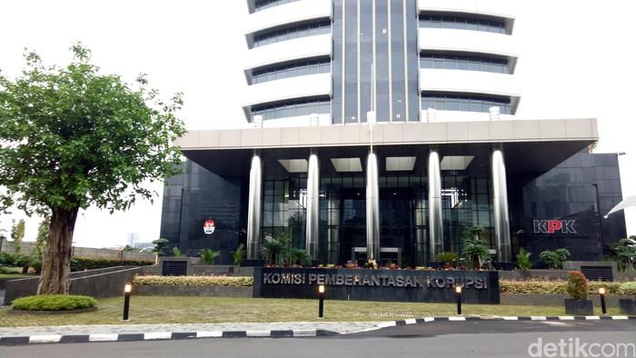 Gedung baru KPK (Dhani/detikcom)
