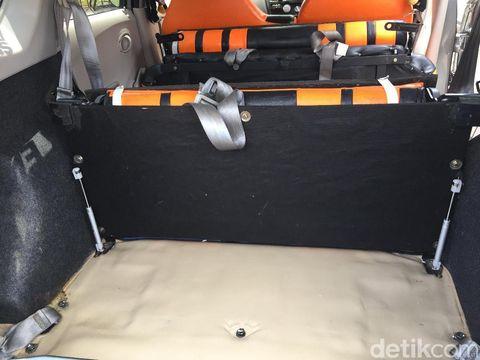 Murah Meriah Bikin Jok Lipat untuk Datsun Go+ Panca