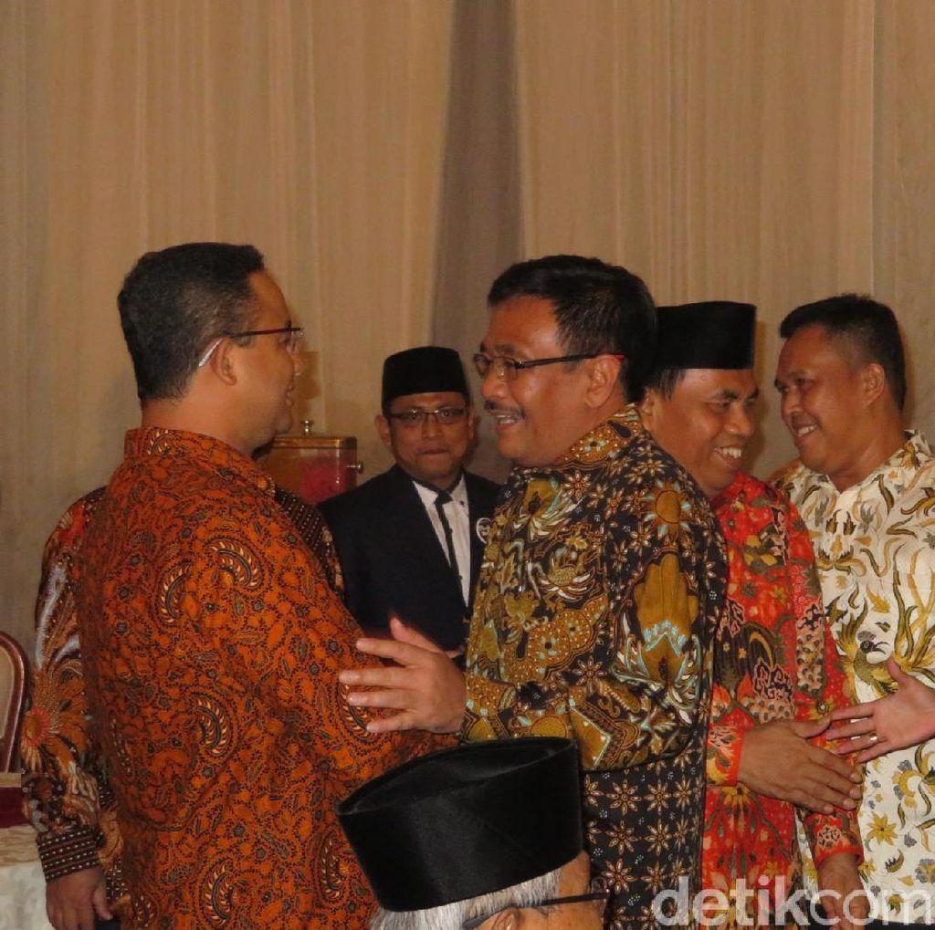PKS Nilai Djarot Salah Alamat Singgung Anies Jangan Lama Jomblo