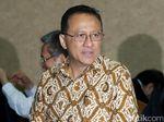 Irman Gusman Serahkan Novum Tertulis di Sidang PK