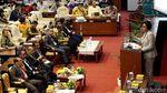 Sri Mulyani Hingga Setya Novanto di Seminar APBN Golkar