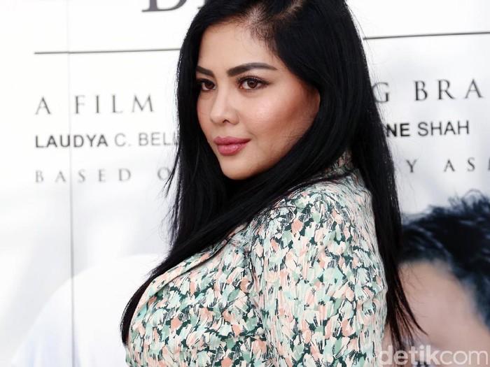 Vitta Mariana saat ditemui di kawasan Cibinong.