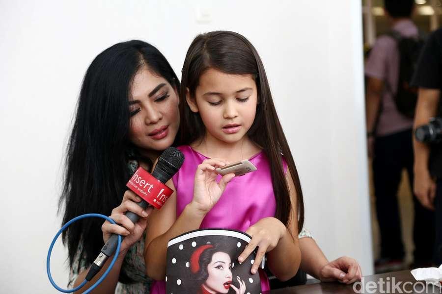 Lucunya Sandrinna Michelle, Bintang Cilik di SYTD 2