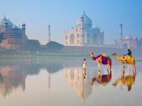 Taj Mahal (Thinkstock)