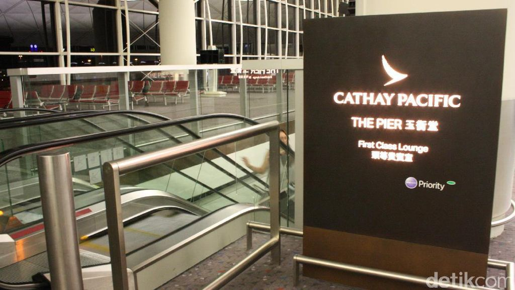 Cathay Pacific Diretas, Data Jutaan Penumpang Bocor
