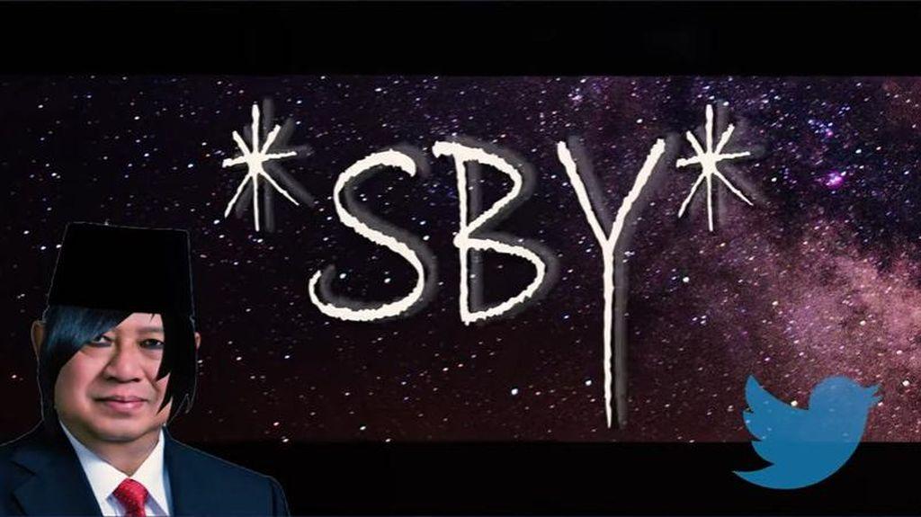 Keren! Cuitan Curhat SBY Dibikin Lagu Emo