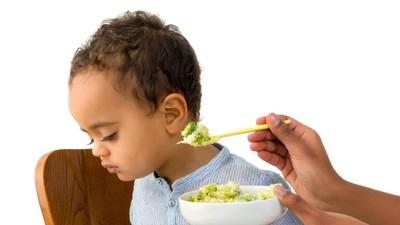 Bun, Hindari Paksa Anak Makan karena Takut Mereka Kurus