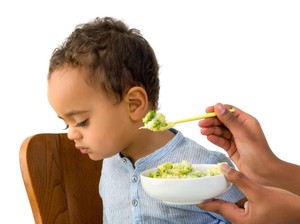 Trik Seorang Bunda Agar Anaknya yang Picky Eater Lahap Makan