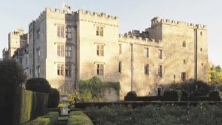 Hotel menyeramkan Chillingham Castle, Inggris (Youtube)