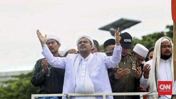 Akomodasi Politik Jokowi di Balik SP3 Kasus Rizieq Shihab