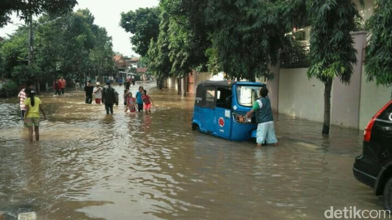 Banjir Jakarta di 5 Tahun Terakhir