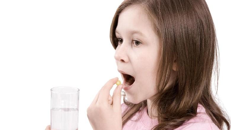 Ini Tentang Konsumsi Multivitamin untuk Anak/ Foto: thinkstock