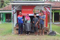 Bengkel Motor Anak Muda di Cilacap, Wifi Gratis dan Jadi Basecamp