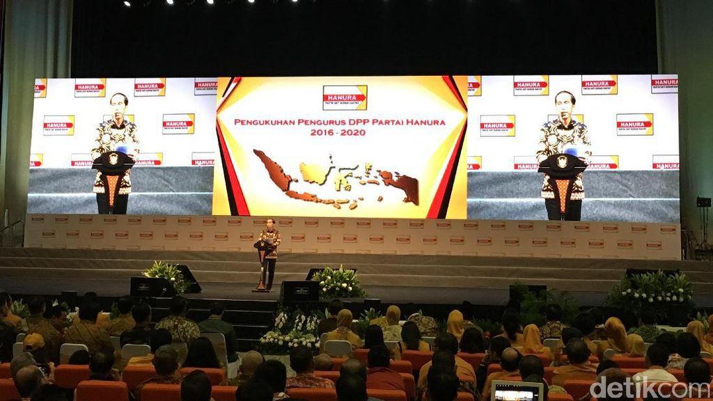 Jokowi: Pertumbuhan Ekonomi RI No.3 Tertinggi di Dunia