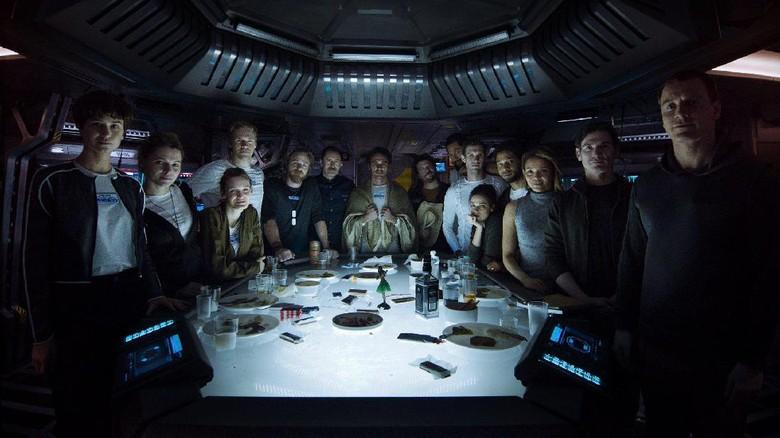 Ridley Scott Beri Kode Franchise Alien Akan Segera Berakhir