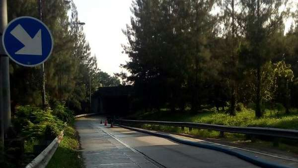 Tol Cikunir Sudah Bebas dari Banjir, Ini Potretnya