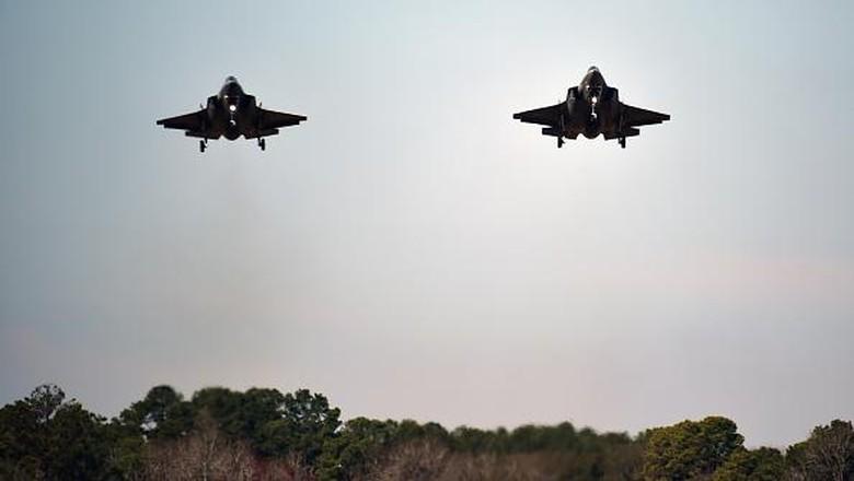 Jet Tempur Uni Emirat Arab Jatuh di Yaman, 2 Pilot Tewas