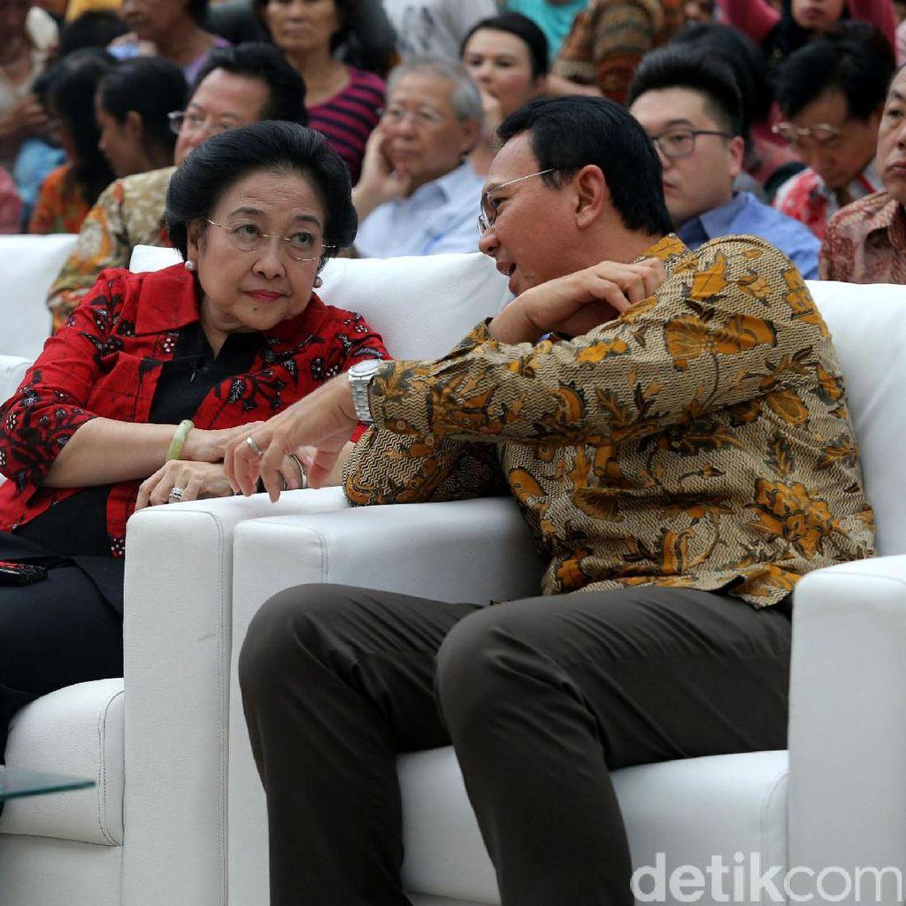 Ahok Ucapkan Selamat Ultah ke Megawati: Terus Konsisten Jaga Pancasila
