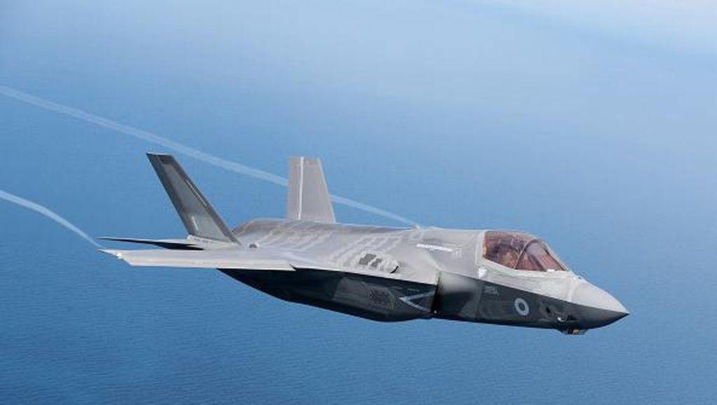 Israel Terima 3 Jet Tempur Siluman Baru dari AS, Total 30 Unit