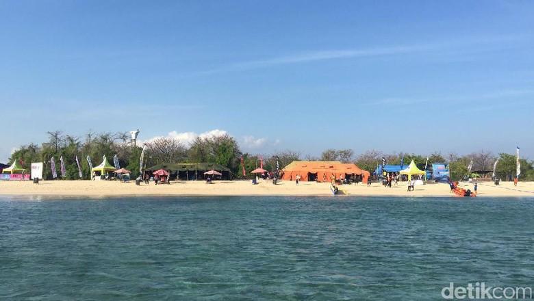 Foto: Pulau Tabuhan (Putri Akmal)